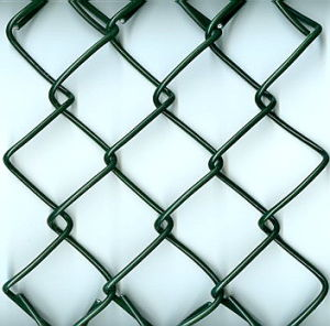 Chain Link Fence (GI Wire and PVC Coated Wire) pictures & photos
