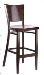 Antique Solid Wood Bar Stool (BC-08) pictures & photos