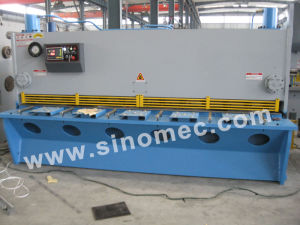 Metal Sheet Shearing Machine Hydraulic Shearing Machine QC11y-8X4000 pictures & photos