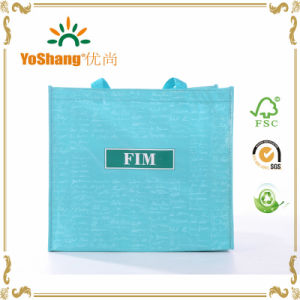 PP Woven Bag Printed Eco Friendly Lamination PP Woven Shopping Bag pictures & photos