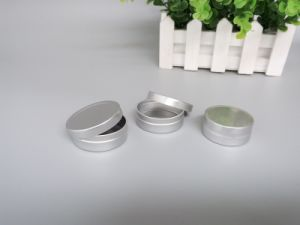 20g Aluminum Face Cream Jar with Slip Lid (PPC-ATC-020) pictures & photos