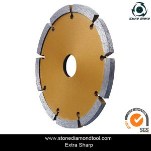 Diamond Tuck Point Crack Chaser Blade for Stone Granite pictures & photos