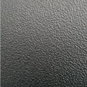 SGS Gold Certification PVC Leather High-Grade Shoe Leather pictures & photos