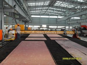 Gantry Type CNC Plasma & Flame Cutting Machines pictures & photos
