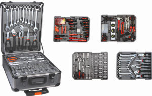 186PCS Alumium Case Tool Sets with Good Quality pictures & photos
