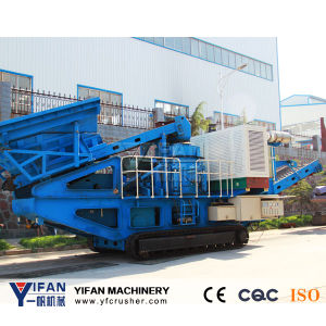 Hot Selling and Cheap Mobile Crusher for Concrete pictures & photos