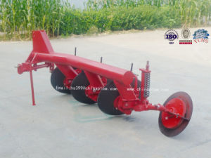 2015 New Condition Pipe Disc Plough Mounted Tractor Farm Machinery pictures & photos