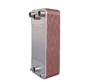 Zl250 Equal to Alfa Laval AC250dq Plate Heat Exchanger with Single and Double Refrigerant Circuit Copper