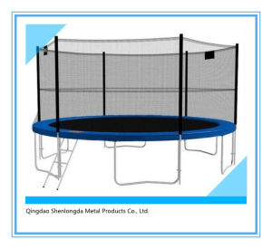 16FT Outdoor Big Trampoline Bungee Trampoline for Kids pictures & photos