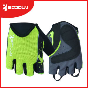 2016 Hot Sale Bike Gloves for Women with Foam Pads for Cycling & Weight Liftng