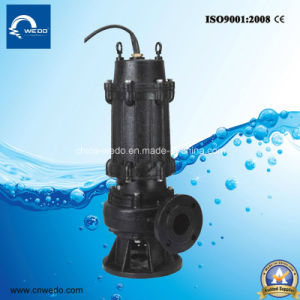 High Flow Rate Jywq Series Dirty / Sewgae Water Pump-7.5kw pictures & photos
