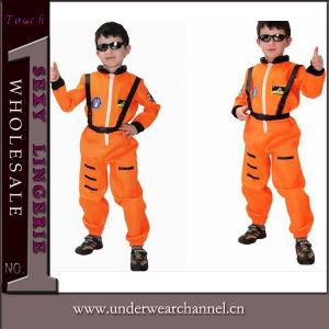 Santa Party Astronaut Halloween Boys Child Kids Children Costumes (TCQ0043A) pictures & photos