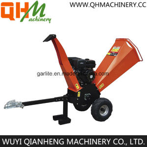 9HP Wood Drum Chipper Shredder pictures & photos