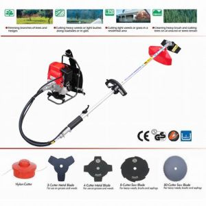 4-Cycle Gx31 Knapsack Brush Cutter Grass Trimmer pictures & photos