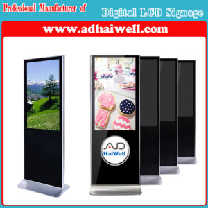 Digital Touching LCD Displays Electronic Signage Monitor Touch Screen Media Player pictures & photos