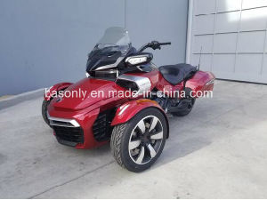 Original New Spyder F3-T 6-Speed Semi-Automatic (SE6) Trike pictures & photos