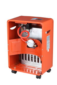 Portable Electric/Gas Heater with 3plate Hight Efficiency Ceramic Burner Sn08-D pictures & photos