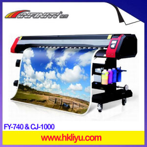 1.8m Eco Solvent Printer (CJ-1000) pictures & photos