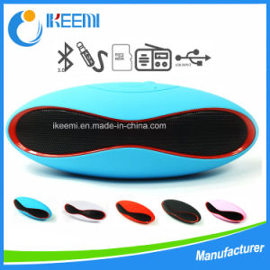 Wholesale Rugby Football Mini Bluetooth Speaker USB pictures & photos