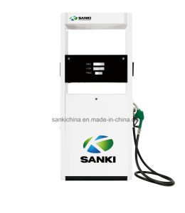 Sanki Fuel Dispenser with One Nozzle One Product for Sale pictures & photos