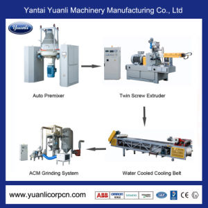 Yuanli Electrostatic Powder Coating Machine pictures & photos