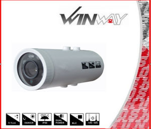 Waterproof Security Bullet Laser LED Analog Outdoor IR CCTV Camera Tk-8239 USA Chips (SSF-550)