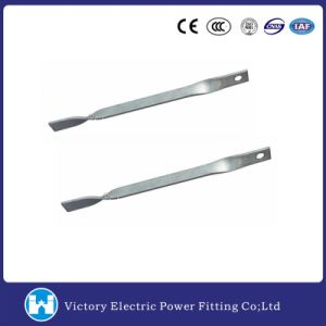 Galvanized Steel Cross Arm Tie Strap for Pole Line Hardware pictures & photos