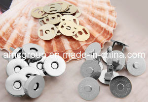 2015 China Manufacture of Magnetic Button for Bags pictures & photos