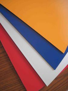 PVDF or PE Aluminum Composite Panel