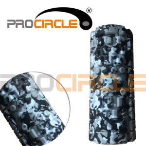 New Coming Camouflage Hollow Foam Roller (PC-FR1025) pictures & photos