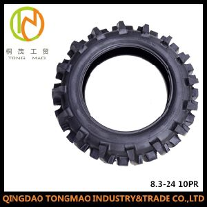 TM8324A 8.3-24-10pr-1/Agricultural Tyre/Farm Tire/Tractor Tire pictures & photos