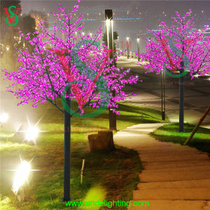 Artificial LED Flower Tree Light pictures & photos