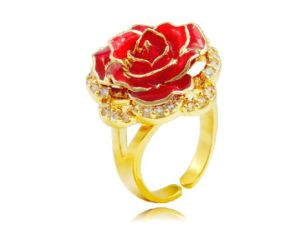 Fashion Rings for Girls (JZ012)