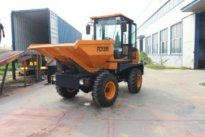 3.0ton Site Dumper for Farm pictures & photos