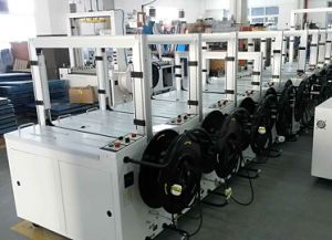High Performance Fully Automatic Box Strapping Machine pictures & photos