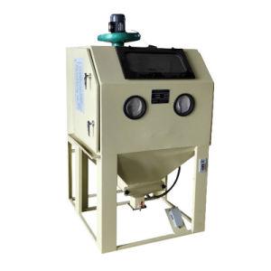 Manual Inhaled Type Sand Blasting Machine