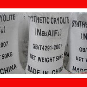 Protective Potassium Cryolite