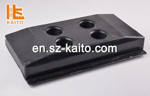 Vogele Spare Parts Rubber Track Pads for Vogele Paver pictures & photos