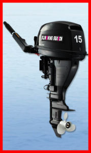 Gasoline Engine/ Sail Outboard Motor/ 4-Stroke Outboard Motor (F15BML) pictures & photos