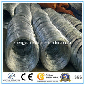 Cheap Price Zinc Coated Galvanized Iron Steel Wire Manufacturer pictures & photos