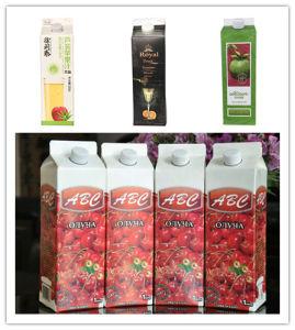 Fresh Juice Gable Top Carton with Caps pictures & photos