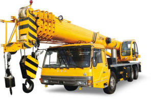 Top Quality Mobile Truck Crane of Qy25g pictures & photos