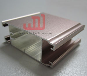 Aluminum Extrusion Window Profile