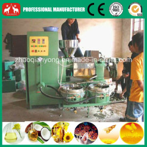 6y Combined Cold Soybean Oil Expeller Machine pictures & photos