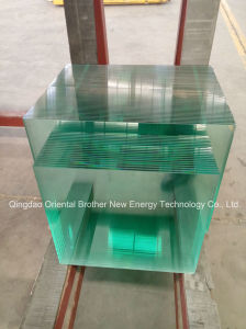 3-8mm Float Glass with Flat Polished Edge pictures & photos