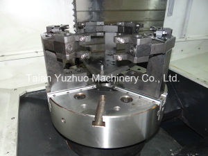 High Precision Vertical CNC Lathe Vck700 pictures & photos