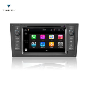 Android 7.1 S190 Platform 2DIN Car Radio Android DVD Player for Audi A6 with WiFi (TID-Q102) pictures & photos