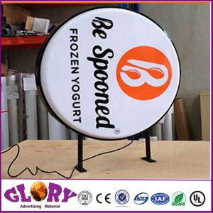 Advertisement Outdoor LED Cafe and Bakery LED Sign pictures & photos