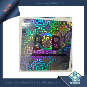 Custom Security Dynamic Laser Hologram Sticker pictures & photos