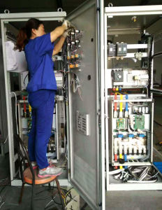 Gck Low Voltage Switchgear /Electric Cabinet for Power Distribution Use pictures & photos